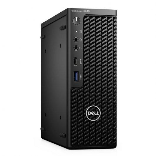 Dell Precision 3240 Intel Core i7-10700 16GB 512GB SSD Quadro P1000 4gb w10pro