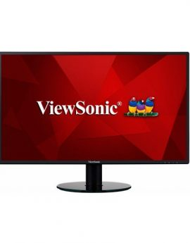 Monitor Led 27  Viewsonic Va2719-2k-smhd Ips Negro