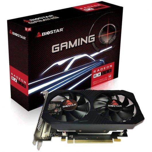 Vga Biostar Radeon RX 560 Gaming Dual Cooling 4GB GDDR5