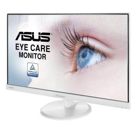 Monitor asus vc239he-w - 23'/58.4cm ips - fullhd 1920x1080 - 5ms - 250cd/m2 - eye care - sin parpadeo - hdmi - vga - vesa