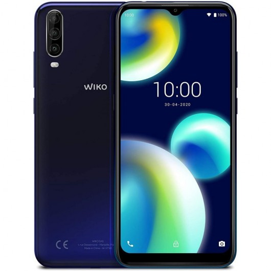 Smartphone Wiko View 4 Lite 2/64GB Deep Blue