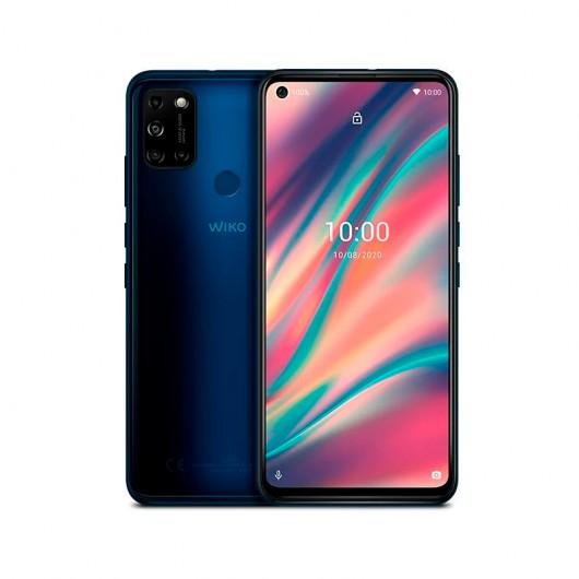 Smartphone Wiko View5 6.55' 3/64GB Azul medianoche