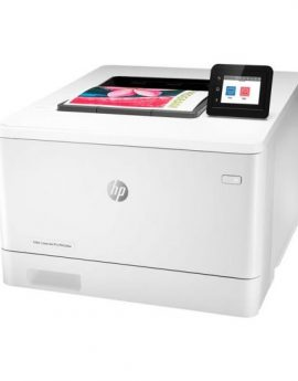 Impresora hp wifi láserjet pro color m454dw - 27/27ppm - duplex - airprint / eprint / cloud print - usb 2.0 - usb host - lan -