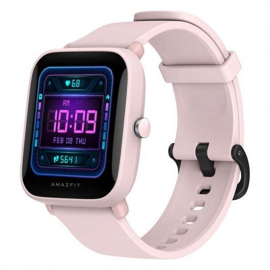 Amazfit Bip U Pro Smartwatch Rosa