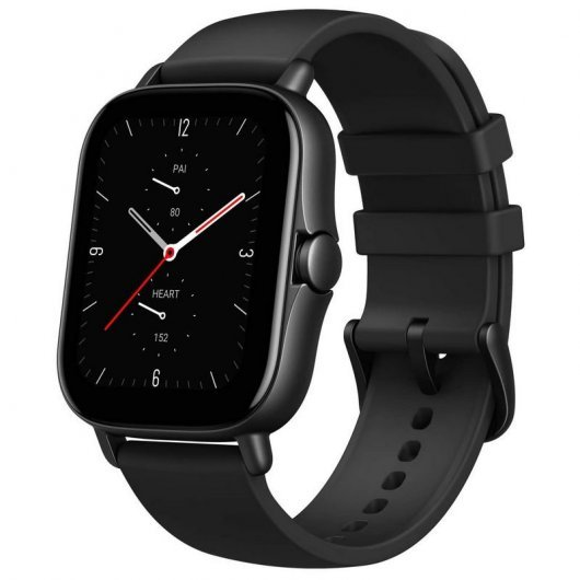 Amazfit GTS 2e Smartwatch Obsidian Black