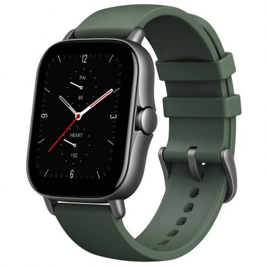 Amazfit GTS 2e Smartwatch Moss Green