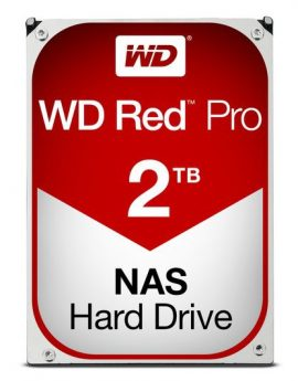 "Western Digital Red Pro 3.5"" 2TB Sata3"