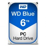 "HD Western Digital Blue 6TB 3.5"" SATA3"