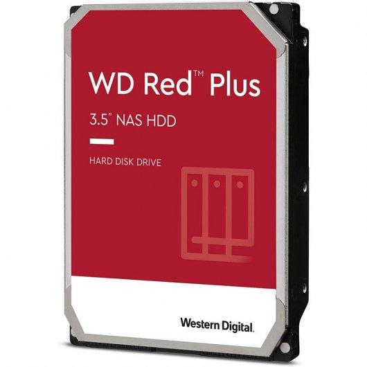 Western Digital Red Plus 3.5' 8TB NAS Sata3