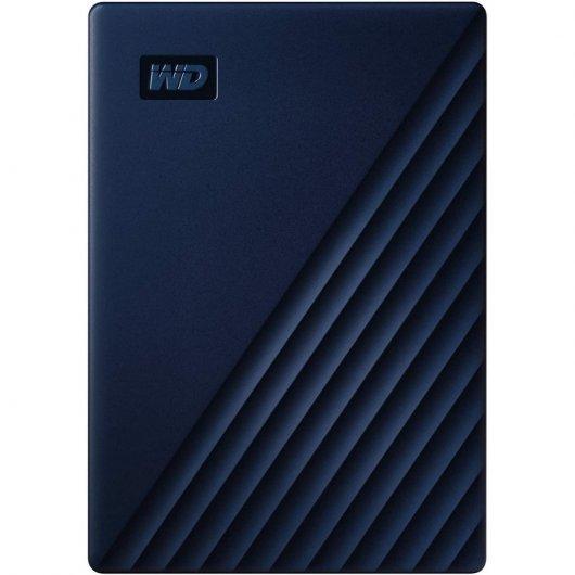 Western Digital My Passport For Mac 5TB 2.5' USB 3.1 Azul