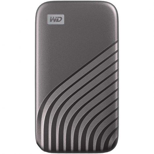 Western Digital My Passport SSD 1TB USB-C Gris