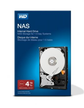Western Digital Desktop Networking 3.5'' 4TB Sata3 NAS