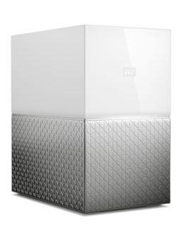 Western Digital My Cloud Home Duo 8TB Ethernet Color blanco dispositivo de almacenamiento personal