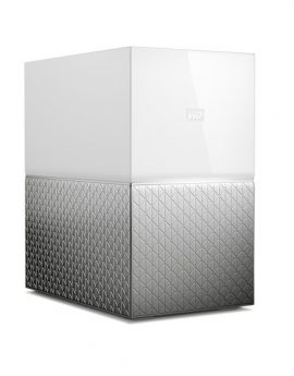Western Digital My Cloud Home Duo 16TB Ethernet Blanco Almacenamiento Personal en la nube