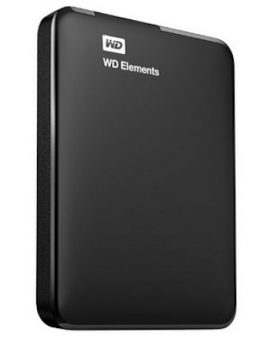 Western Digital WD Elements Portable disco duro externo 1500 GB Negro