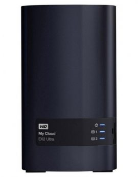 Western Digital My Cloud EX2 Ultra 4TB 3.5' NAS 2 Bahías