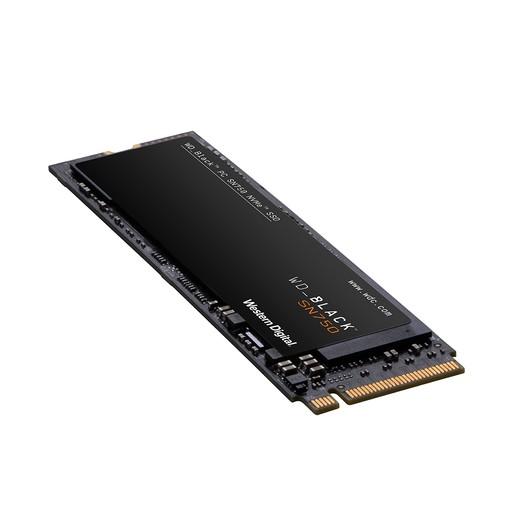 Western Digital Black SN750 NVMe 1TB SSD M.2 PCI Express 3.0 con Disipador Térmico