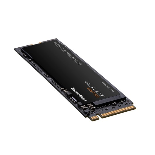 Western Digital Black SN750 NVMe 2TB SSD M.2 PCI Express 3.0 con Disipador Térmico