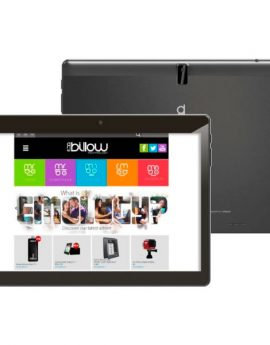 Tablet Billow 10.1 Prob+ Hd Ips 1280x800 Quad Core 64bits 32gb 2gb Ddr3 Gps Radio Wifi Dualband Android 8.1 Doble Camara 5 / 8mp Color Negro