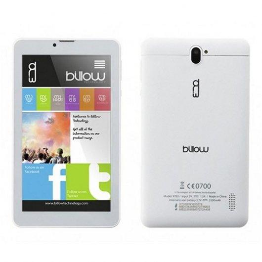 Tablet Billow X703W 7' IPS 1/8GB Blanca