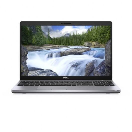 Portatil Dell Latitude 5510 i5-10210U 8GB 256GB SSD 15.6' w10pro Plata
