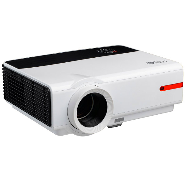Proyector Billow Xp100wxga 3200 Ansi  Lumenes Wxga 1280x800 2xhdmi Vga Rca Audio 3w Lampara 200w 50000 Horas
