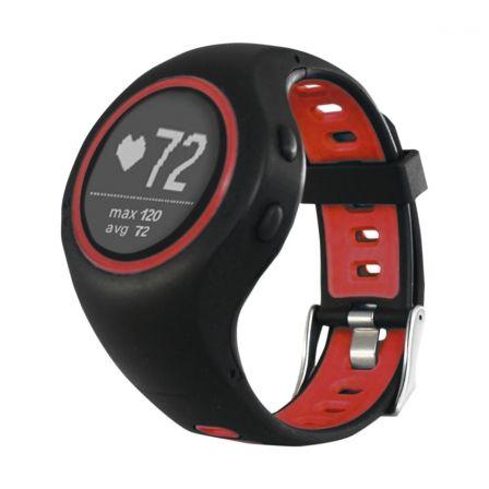 Reloj deportivo billow xsg50pro rojo - bt 4.1 - gps deportivo - plan de ruta - mapa de ruta - batería 280mah - resistente al