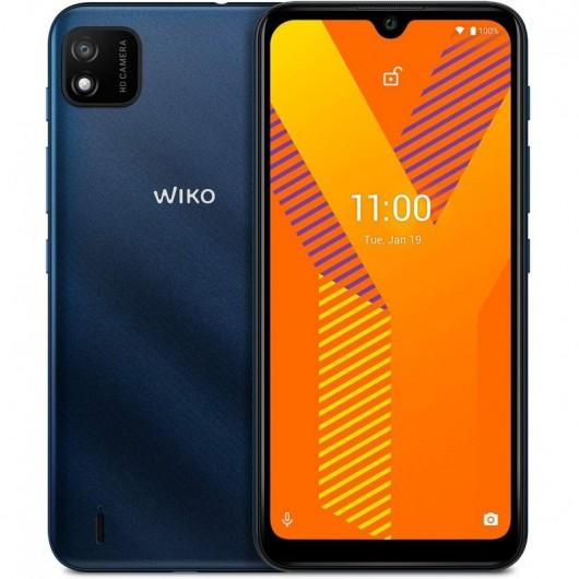 Smartphone Wiko Y62 1/16GB Azul