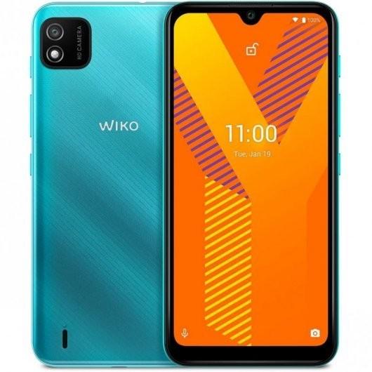 Smartphone Wiko Y62 1/16GB Verde