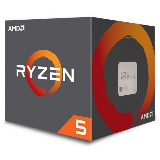 Procesador AMD Ryzen 5 2600 3.4 Ghz