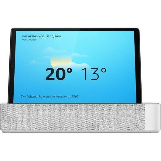 Tablet Lenovo Smart Tab M10 10.1' 4/64GB Gris + Smart Dock