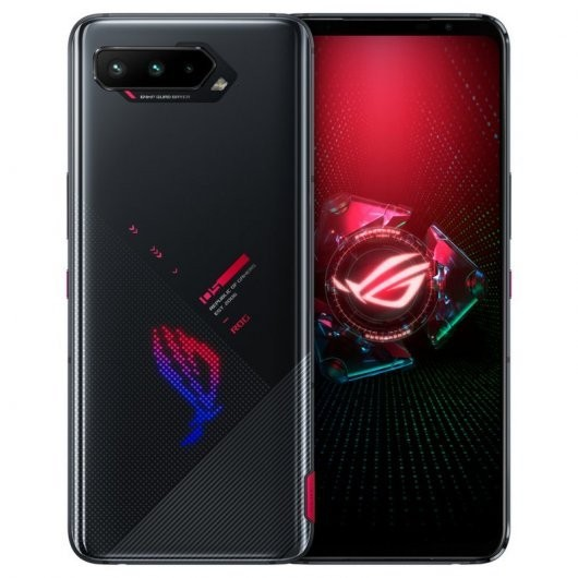 Smartphone Asus ROG Phone 5 16/256GB 5G Negro